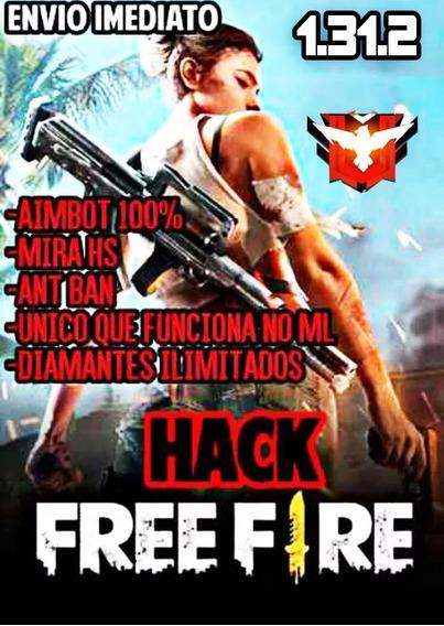 Hack Fre Fire Atualizado 2019 100%