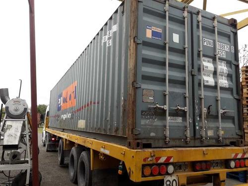 Contenedores Marítimos Containers/ Usados 40' Standar