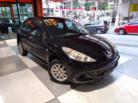 Peugeot 207 Hatch Xs 1.6 16v Flex 4p 2010