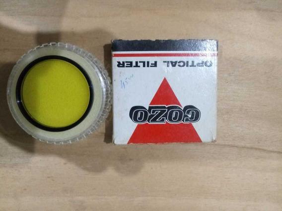 Gozo Optical Filter 55mm Y-2