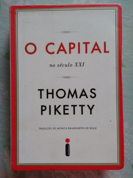 Livro O Capital No Seculo Xxi - Thomas Piketty
