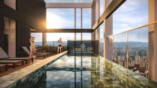 Apartamento Com 2 Dormitórios À Venda, 63 M² Por R$ 887.100,00 - Perdizes - São Paulo/sp - Ap47730