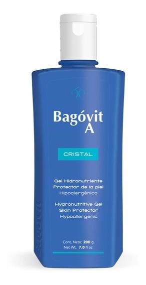 Bagovit A Cristal Gel Hidronutriente Protector De Piel 200g