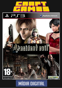 Resident Evil 4 Ps3 Psn