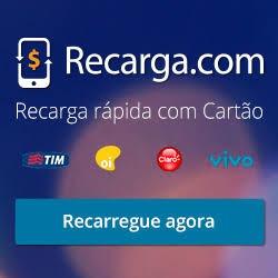 Recarga Celular Crédito Online Vivo Oi Claro Tim