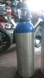 Cilindro Tubo Aluminio Co2