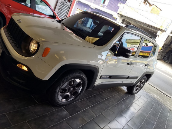 Jeep Renegade 1.8 At.