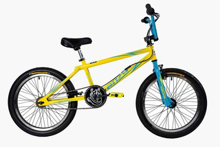 Bicicleta Venzo Inferno Freestyle