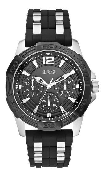 Reloj Para Caballero Guess Oasis W0366g1