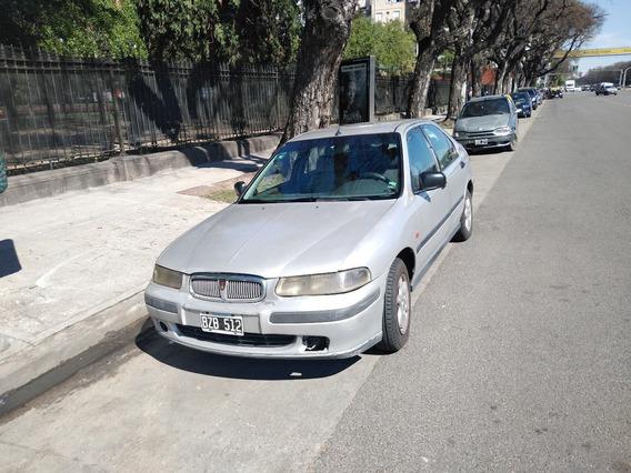 Rover 420 Nafta, Motor Joya, Sin Abrir Y Todos Los Services.