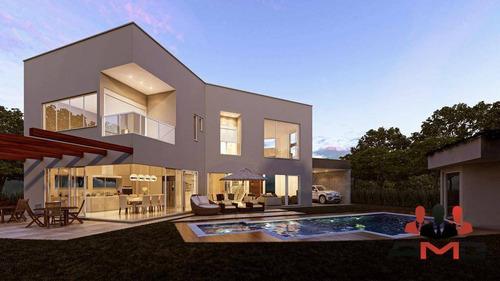 Casa Com 5 Dormitórios À Venda, 380 M² Por R$ 3.300.000,00 - Riviera - Módulo 24 - Bertioga/sp - Ca0881