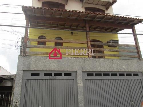 Imagem 1 de 15 de Sobrado A Venda Em Pirituba,  Próximo Ao Terminal Pirituba, Cptm 5 Dorms - 7084