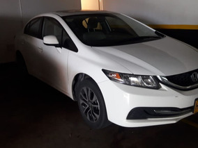 Honda Civic Ex L Sr At