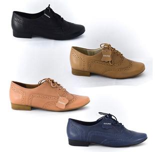 Sapato Oxford Bottero Couro 259401 Islen Calçados