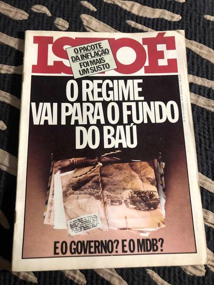 Revista Istoé Regime Simone São Paulo Mulatas D Sargentelli