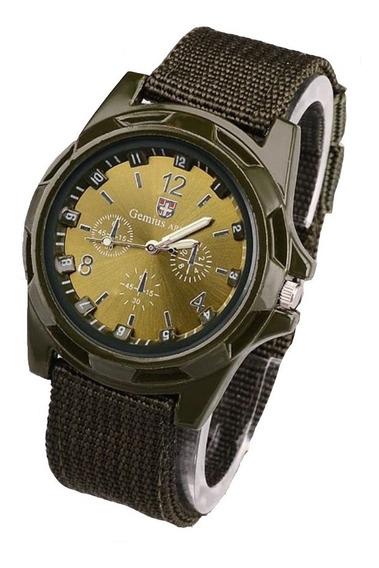 Relógio Masculino Militar Pulso Esportivo Pronta Entrega