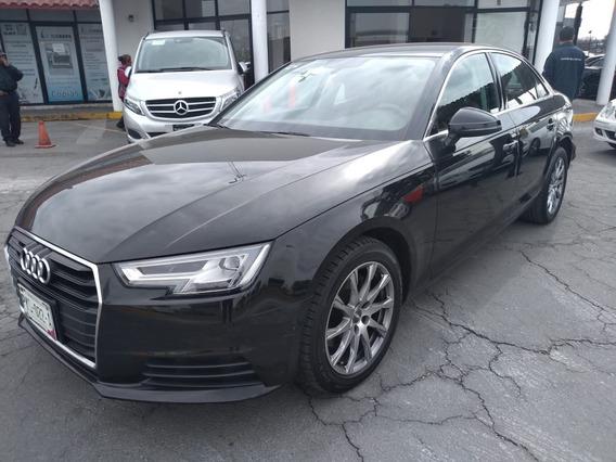 Audi A4 2.0 Turbo Select 2017 Negro