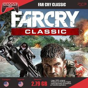 Far Cry Classic Ps3 - Codigo Psn - Envio Imediato