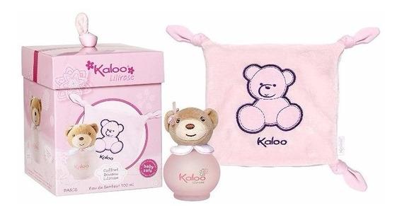 Perfume Infantil Kaloo Doudou Lilirose 100ml