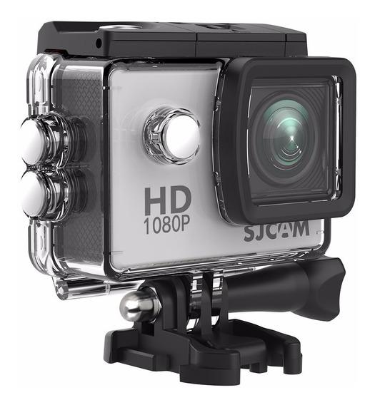Câmera Esportiva Sjcam Sj4000 Original Full Hd+ Bastão+ 32gb
