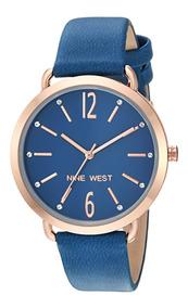 Nine West   Reloj Mujer   Nw/2204rgte   Original