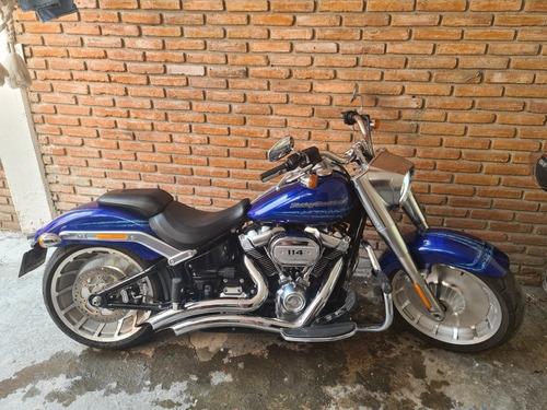 Imagen 1 de 2 de Harley Davidson  Fat Boy