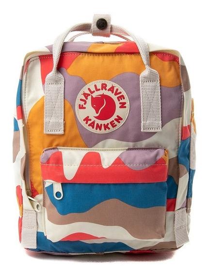Mochila Fjallraven Kanken Backpack Mini Edicion Especial