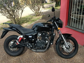 Zanella Rx 350 Naked Mod. 2013