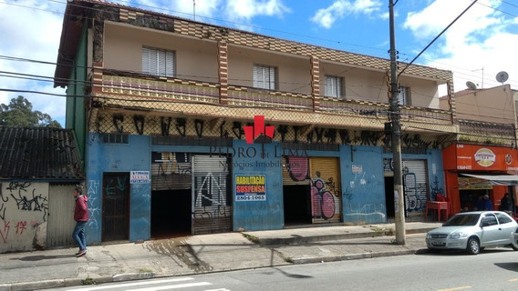 Salão Comercial Em Itaquera, Próximo Supermercado Lopes - Pe28682