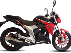 Naked Gilera Vc 200 Sport Deportiva By Cb Fz Ns - Eccomotor