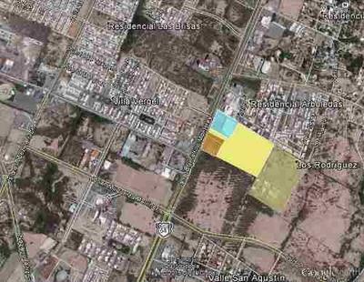 Venta De Terrenos En Saltillo, Coahuila Precio Por M2 : $ 4,500.00m.n..