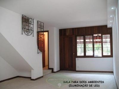 Casa-03 Dorm. -venda-chácara Santo Antonio-sp - 5992-1