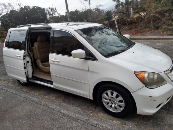 Honda Odyssey 3.5 Exl Minivan Cd Qc At 2009