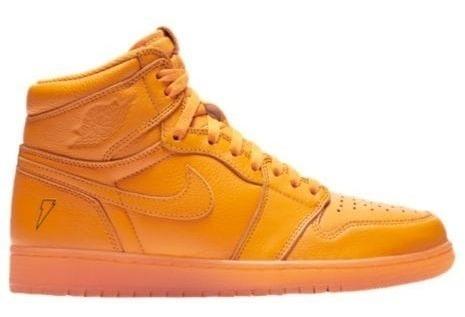 Zapatilla Jordan Retro 1 High Og Naranja