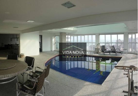 Cobertura Residencial À Venda, Vila Tupi, Praia Grande.ref-co0076 - Co0076
