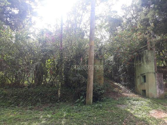 Chácara Com 3 Dormitórios À Venda, 1600 M² Por R$ 400.000 - Caucaia Do Alto - Cotia/sp - Ch0233