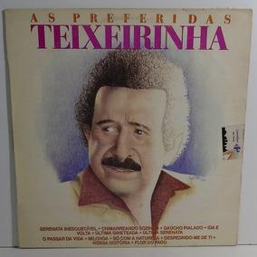 Teixeirinha 1990 As Preferidas Lp Serenata Inesquecível