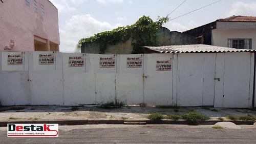 Terreno À Venda,  - Centro - São Bernardo Do Campo/sp - Te0242