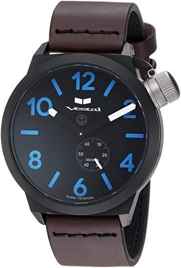 Reloj Vestal Canteen Italia Cnt453l08 44mm *jcvboutique*