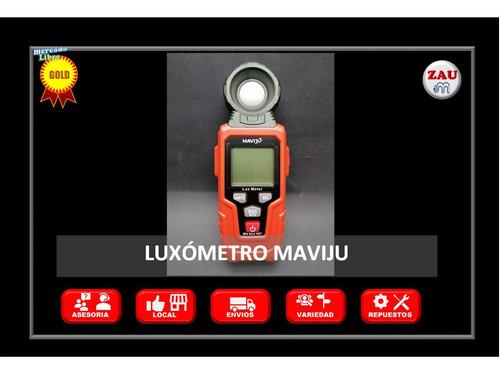 Imagen 1 de 2 de Luxometro 200000 Luxes Maviju
