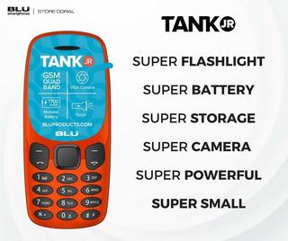 Celular Blu Tank Jr- Dual Sim.