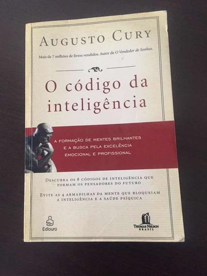O Código Da Inteligência, Augusto Cury