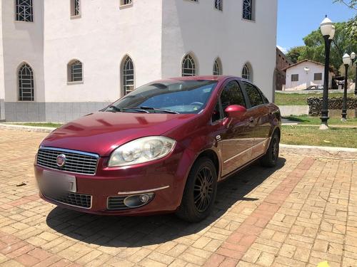 Fiat Linea 2010 1.9 16v Lx Flex Dualogic 4p