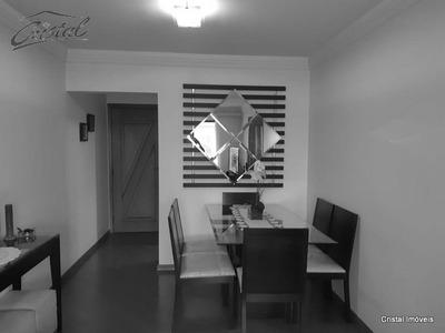Apartamento Para Aluguel, 2 Dormitórios, Jardim Ester Yolanda - São Paulo - 18823