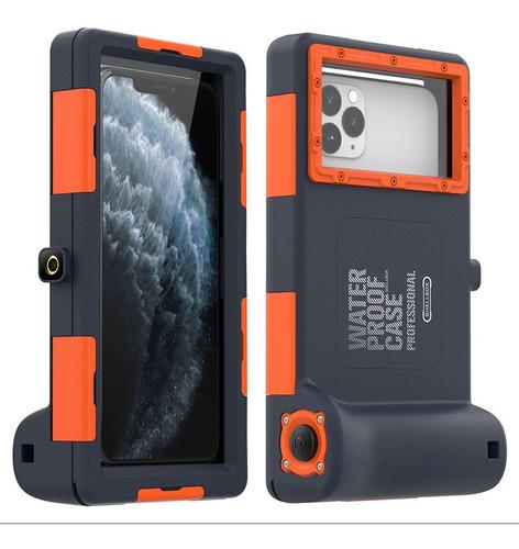 Funda Case Universal Waterproof Agua iPhone Samsung Huawei