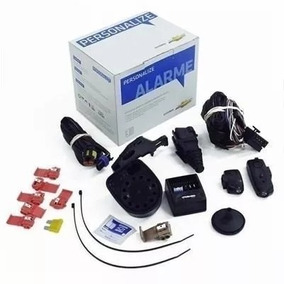 Kit Alarme Sistema Antifurto Onix / Prisma- Pç 52137186