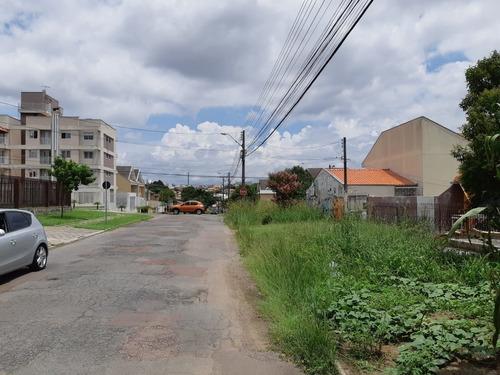 Terreno À Venda Com 1080m² Por R$ 1.350.000,00 No Bairro Fanny - Curitiba / Pr - Te0179