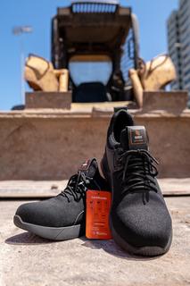 Calzado De Seguridad Tipo Zapatilla-somti Safety Shoes