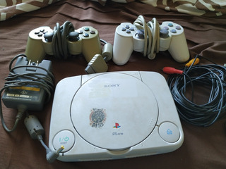 Consola Sony Playstation Ps One Funcionando Perfectamente