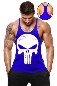 34ca86ea89 Camiseta Regata Musculação Treino Academia Personalizada - Calçados ...